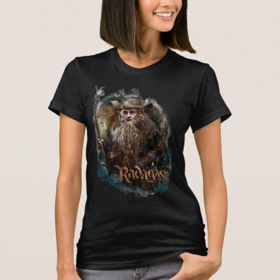 RADAGAST™ With Name T-Shirt