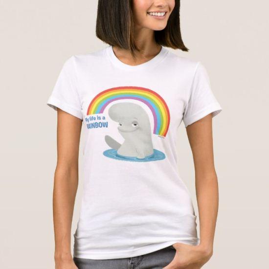 Bailey   My Life is a Rainbow T-Shirt