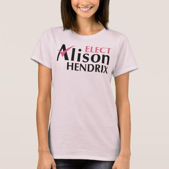 Orphan Black Elect Alison Hendrix T-Shirt