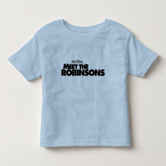 Meet The Robinsons Logo Disney Toddler T-shirt