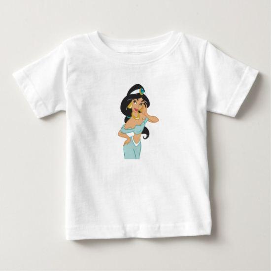 Aladdin Jasmine posing Baby T-Shirt