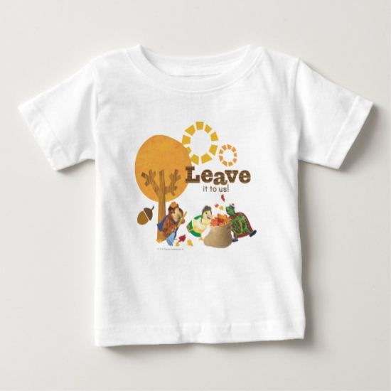 Wonder Pets! | Leave It To Us Baby T-Shirt