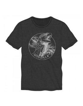 Godzilla Lightning Men's T-Shirt