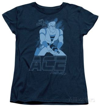 Womens: Space Ace - Call Me Ace