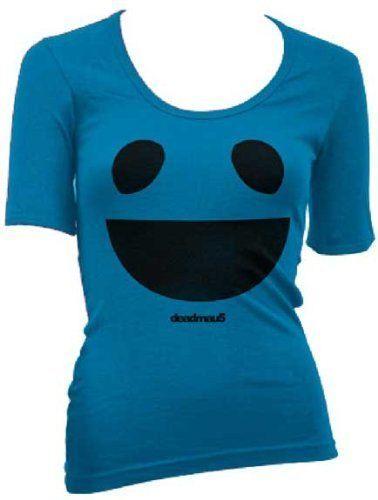 Deadmau5 Big Mouth Juniors Scoop Neck T-shirt
