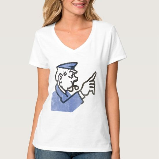 Vintage Go to Jail T-Shirt