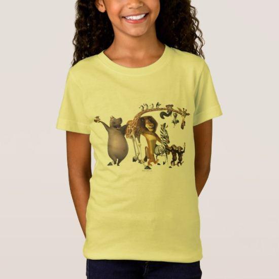 Madagascar Friends T-Shirt