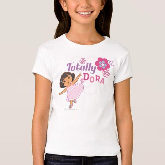 Dora The Explorer | Totally Dora T-Shirt