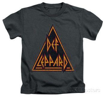 Youth: Def Leppard - Distressed Logo