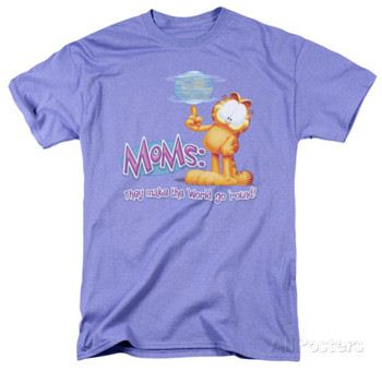 Garfield - Make World Go Around
