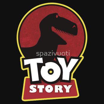 Disney's Toy Story Jurassic Park Theme by spazivuoti