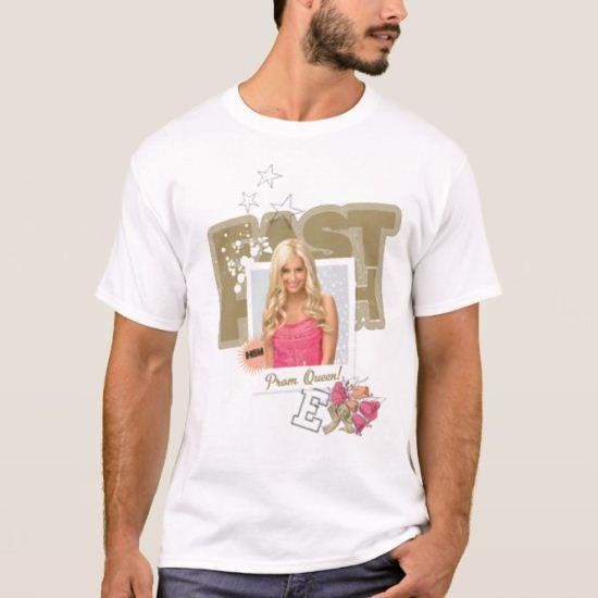 High School Musical Prom Queen Disney T-Shirt