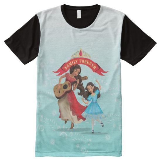 Elena & Isabel | Sister Time All-Over Print Shirt