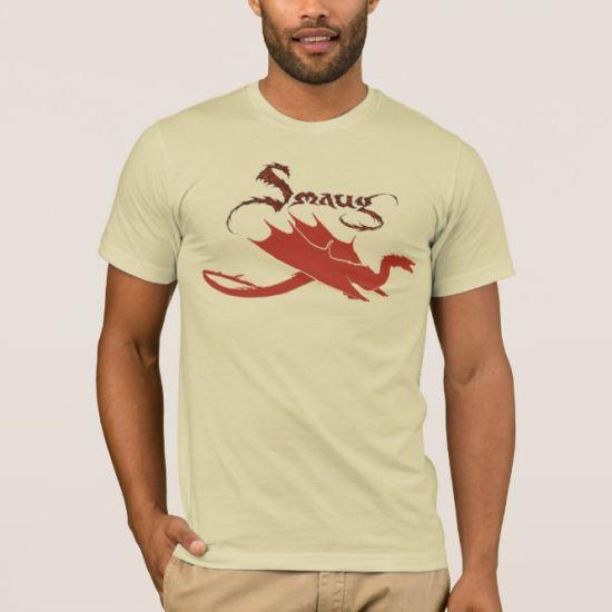 SMAUG™ Silhouette & Name T-Shirt
