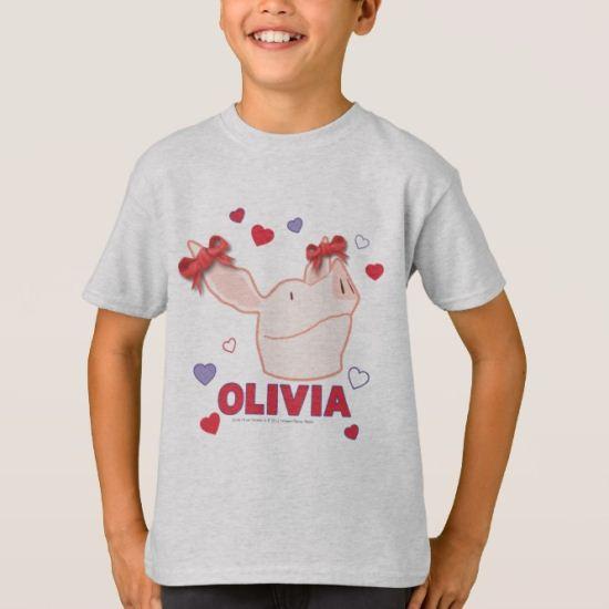Olivia - Hearts T-Shirt