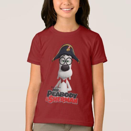Mr. Peabody France T-Shirt