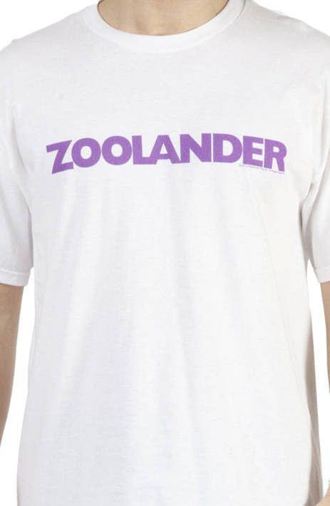 Zoolander Logo Shirt