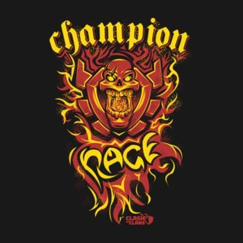 Champion Rage - clash of clans