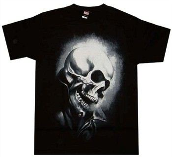 Marvel Ghost Rider Muerte T-Shirt