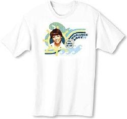 Love Boat Shirt Romance Ahoy White T-Shirt