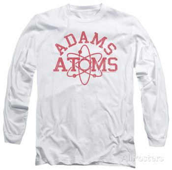 Longsleeve: Revenge Of The Nerds - Adams Atoms