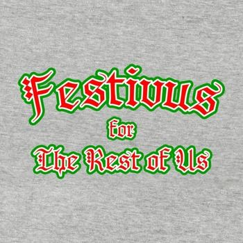 Festivus for the Rest of Us