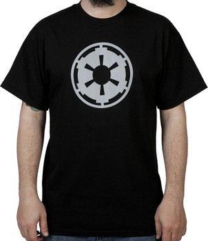 Empire Logo Star Wars Shirt