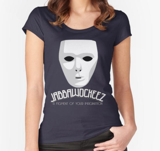 Jabbawockeez : A Figment Of Your Imagination (SOLO) Women's Fitted Scoop T-Shirt by DzoneC T-Shirt