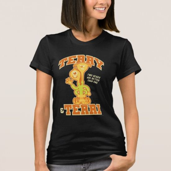 Two Heads are Better than One T-Shirt