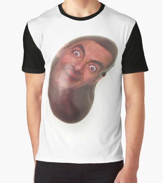 Mr Bean Graphic T-Shirt by Balzac T-Shirt