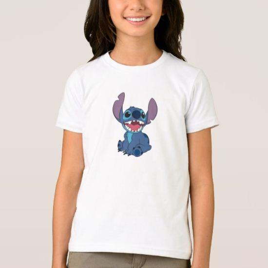 Lilo & Stitch   Stitch Excited T-Shirt