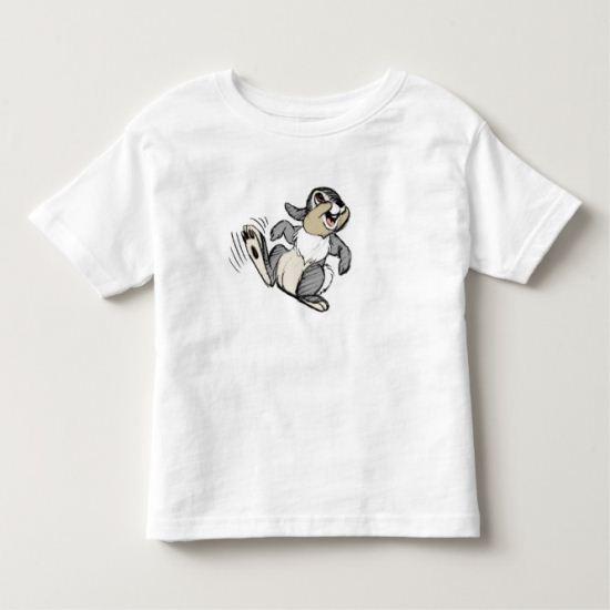 Bambi's Thumper Thumping Foot Toddler T-shirt