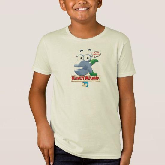 Handy Manny Squeeze Hi, I'm Squeeze! Disney T-Shirt