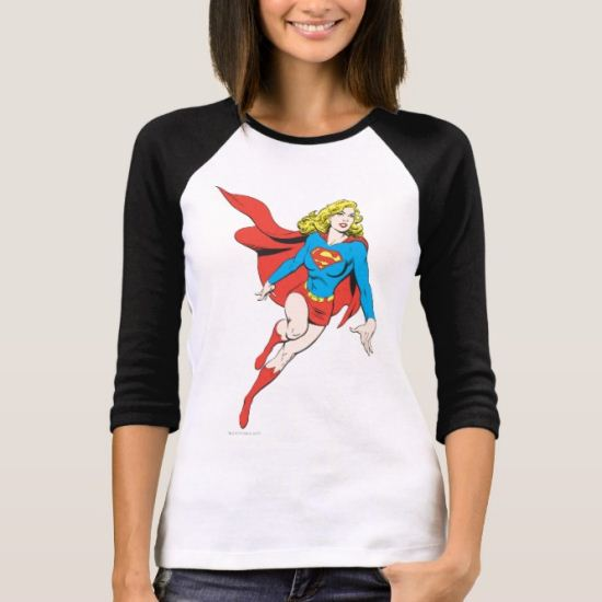Supergirl on the Move T-Shirt