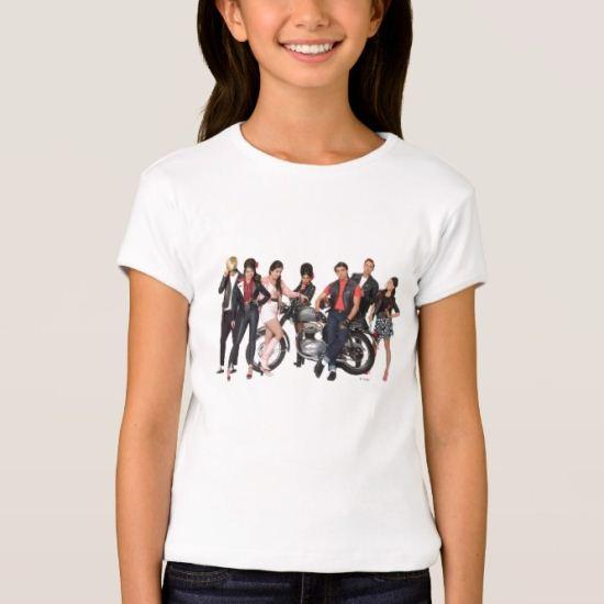 Teen Beach Group Shot 3 T-Shirt