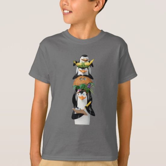 Stack of Penguins T-Shirt
