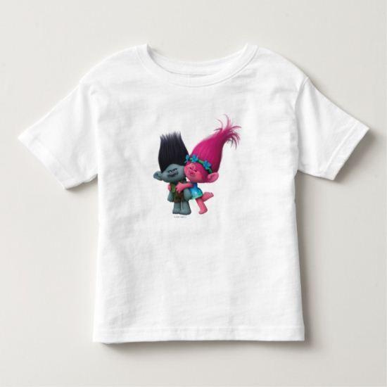Trolls | Poppy & Branch - No Bad Vibes Toddler T-shirt