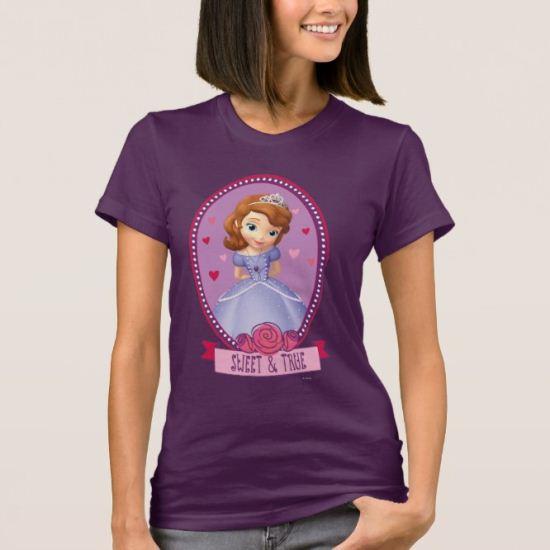 Sofia Sweet and True T-Shirt
