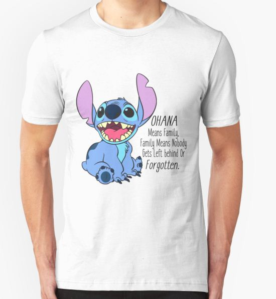 lilo and stitch  T-Shirt by Ben Newton T-Shirt