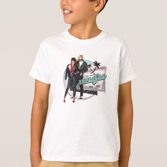 Mack & Brady - Livin' on the Wild Side T-Shirt