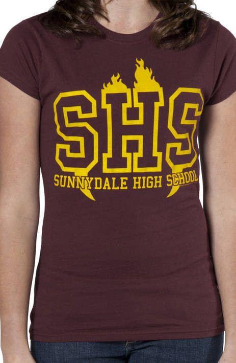 Jr Sunnydale High Shirt