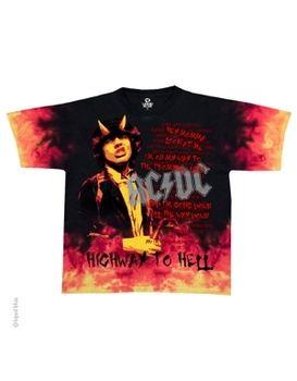 AC/DC Hell Men's T-shirt