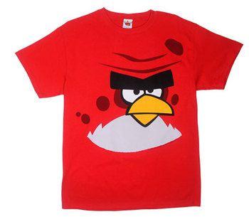 Red Bird - Angry Birds T-shirt