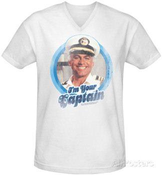 Love Boat - I'm Your Captain V-Neck