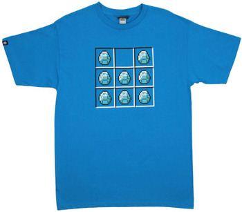 Diamond Crafting - Minecraft T-shirt