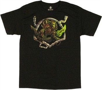 World of Warcraft Goblin Rogue T-Shirt