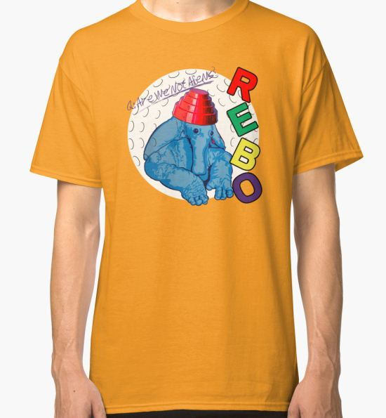 We are Rebo Classic T-Shirt by luvthecubs T-Shirt