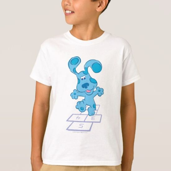 Blue's Clue - Playground Games! T-Shirt