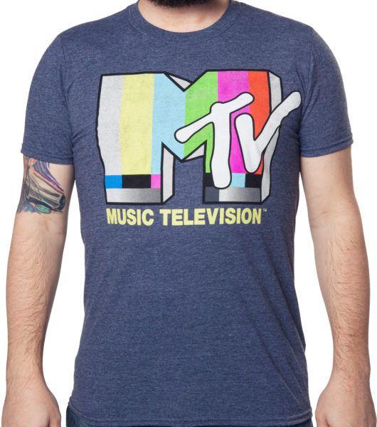 MTV Test Pattern Shirt