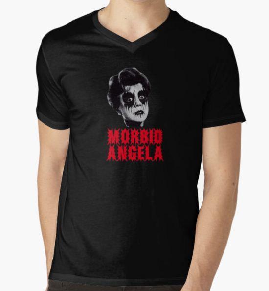 Morbid Angela T-Shirt by deesorder T-Shirt